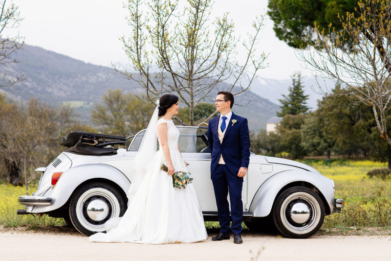 Elena & Iñaki | boda en Finca el Hormigal