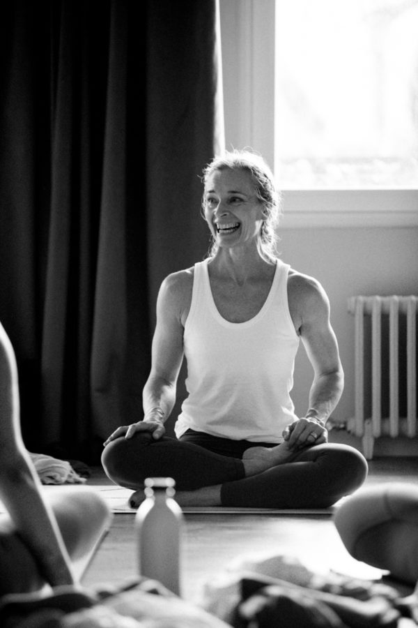 Taller de yoga con Lotta Sebzda en Madrid