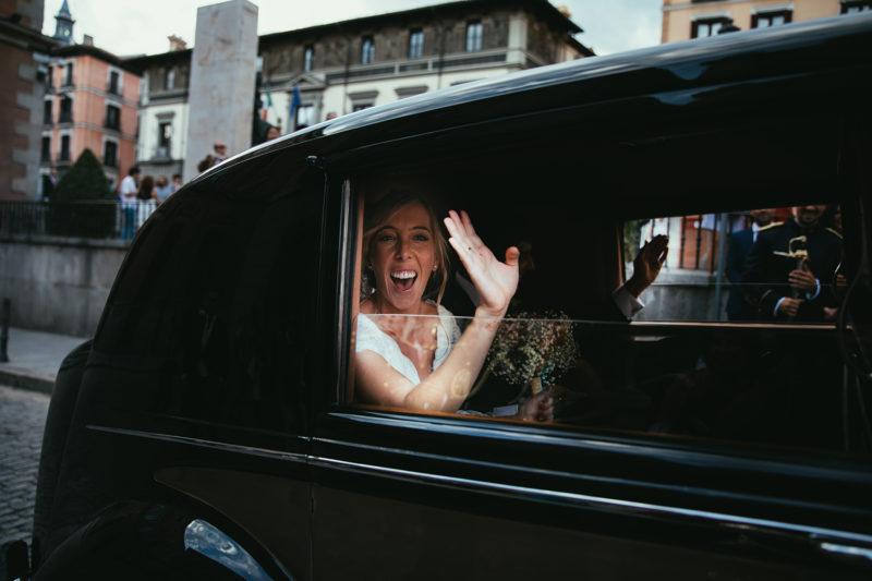 Alicia & Toni | boda en el centro de Madrid