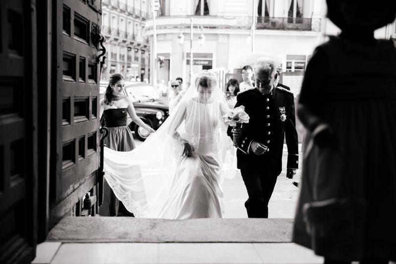 Ana & Jose | boda en la calle Alcalá