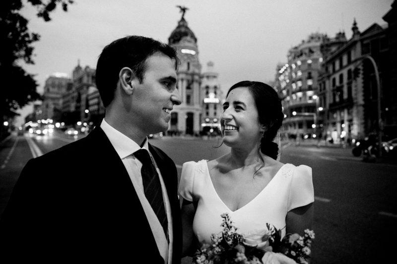 Fátima & Javier | boda en Casino de Madrid