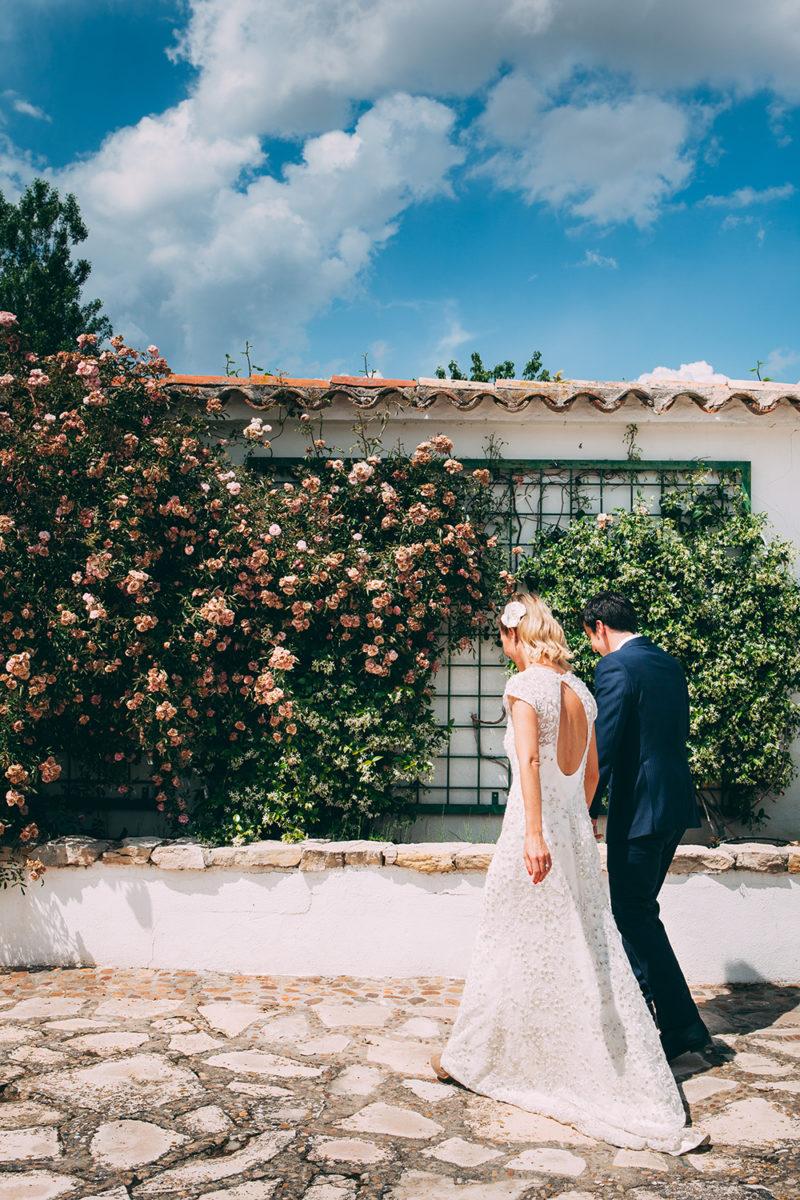 Gema & Víctor | boda en el viñedo familiar