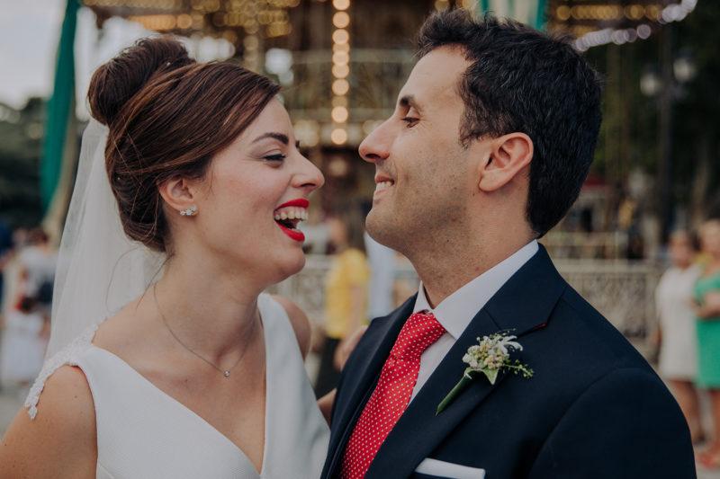 Leticia & Alejandro | boda en RACE