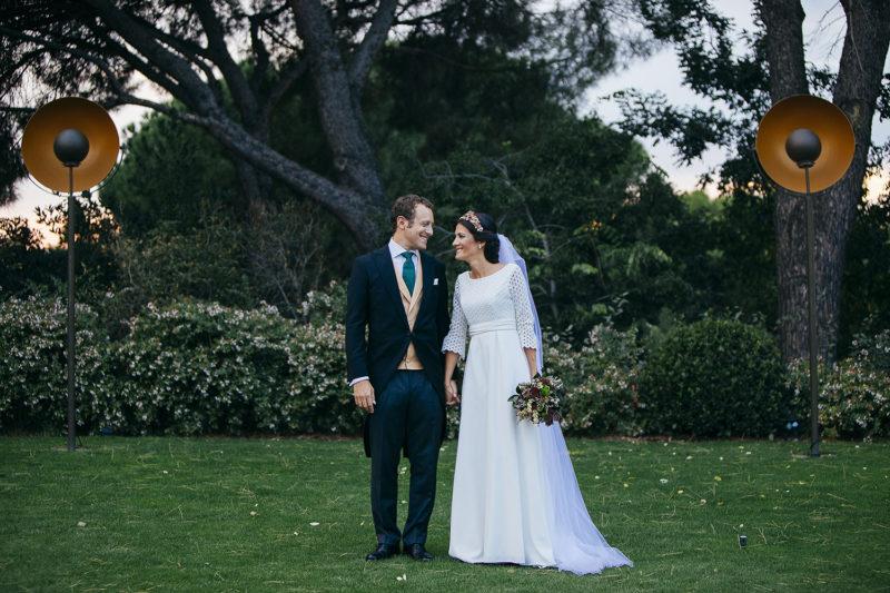 Marta & Fer | boda en el Real Club de la Puerta de Hierro