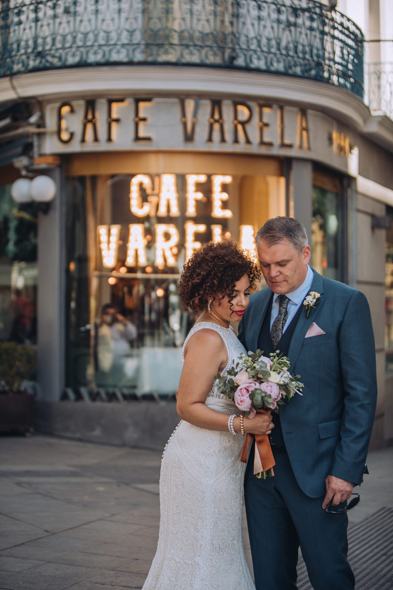 Nadine & Phill | from London to Madrid with love