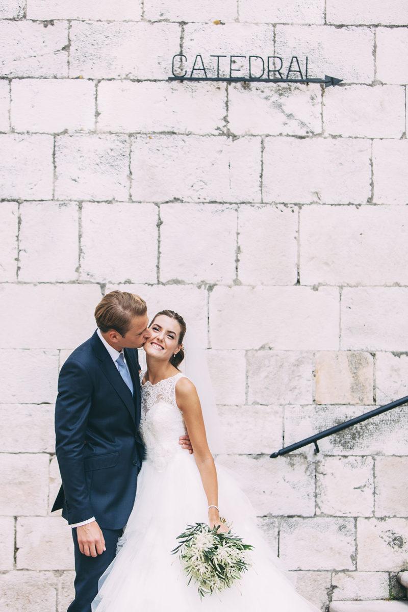 Rebeca & Charles | boda de otoño en Santander